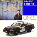 GL HOLLYWOOD 15 - 2005 Ford Crown Victoria Police - Greenlight - 1/64