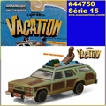 GL HOLLYWOOD 15 - 1979 Wagon Queen Family Truckster - Greenlight - 1/64