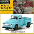 GL HOLLYWOOD 17 - 1956 Ford F-100 - Greenlight - 1/64
