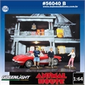 GL ANIMAL HOUSE Diorama - Greenlight - 1/64