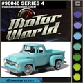 MW  4 - FORD F-100 - Greenlight - 1/64