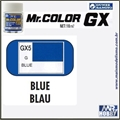 Tinta Gunze  Mr Color GX 5 AZUL SUSIE Extra-Brilho - 18ml