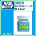 Primer Mr SURFACER  500 SF285 - Mr Hobby - 40ml