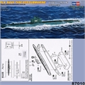Submarino PLA NAVY TYPE 033 - Hobby Boss - 1/700
