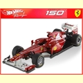 2011 - FERRARI 150 ITALIA F.ALONSO - Hot Wheels - 1/43