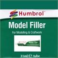 Massa MODEL FILLER (PUTTY) - Humbrol - 31ml