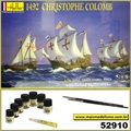 1492 - Caravelas Cristóvão Colombo - Model-Set Heller - 1/75