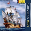 GOLDEN HIND - Heller - 1/200
