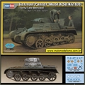 German Panzer Ausf. A Sd. Kfz. 101 - Hobby Boss - 1/35
