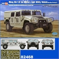 MENG SHI 1.5 ton Military Light Utility Vehicle - Hobby Boss - 1/35