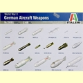 GERMAN AIRCRAFT WEAPONS - WWII - Italeri - 1/48