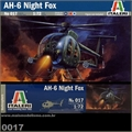 Helicóptero AH-6 Night Fox - Italeri - 1/72