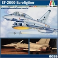 EF-2000 Eurofighter Twin-Seat - Italeri - 1/72