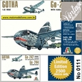 Gotha Go-242/Go-244 Vintage Collection - Italeri - 1/72