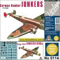 Junkers Ju86 D1 Vintage Collection - Italeri - 1/72