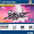 F-15E Strike Eagle - Italeri - 1/72