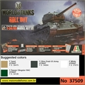 World of Tanks - T-34/85 - Italeri - 1/35