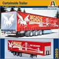 Curtainside Trailer - Italeri - 1/24