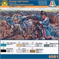 Napoleonic Wars - PRUSSIAN LIGHT CAVALRY - Italeri - 1/72