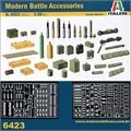 MODERN Battle Accessories - Italeri - 1/35
