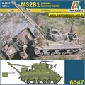 M32B1 SHERMAN Armored Recovery Vehicle - Italeri - 1/35