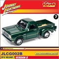 1978 - Dodge Warlock Verde - Johnny Lightning - 1/64
