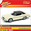 1974 - Ford Gran Torino Creme - Johnny Lightning - 1/64