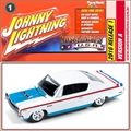 1970 - AMC Rebel Machine Branco - Johnny Lightning - 1/64
