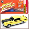 1971 - Buick GSX Amarelo - Johnny Lightning - 1/64
