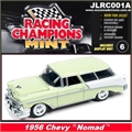 1956 - Chevy NOMAD Verde - Johnny Lightning - 1/64