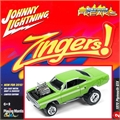 1970 - Plymouth GTX Verde - Johnny Lightning Street Freaks - 1/64