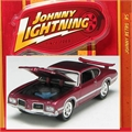 1971 - OLDSMOBILE CUTLASS - Johnny Lightning 1/64