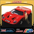1967 - FORD GT 40 STREET VERSION - Jouef - 1/43
