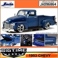 1953 - Chevy PICKUP 3100 Azul - Jada - 1/24