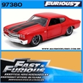 Furious 7 - Doms 1970 Chevy Chevelle SS - Jada 1/32