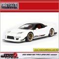2002 - Honda NSX Type-R Japan SPEC Branco - Jada Toys - 1/24