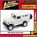 1980 - Toyota Land Cruiser - Johnny Lightning - 1/64