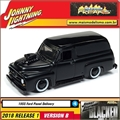 1955 - Ford Panel Delivery - Johnny Lightning Street Freaks - 1/64