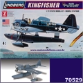 KINGFISHER - Lindberg - 1/72