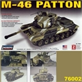 M46 PATTON - Lindberg - 1/35