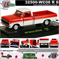 1967 - MERCURY 100 Truck WC08 - M2M - 1/64