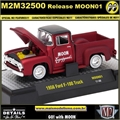 1956 - Ford F-100 Truck MOON01 - M2 Machines - 1/64
