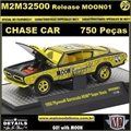 1968 - Plymout Barracuda Hemi Super Stock CHASE CAR MOON01 - M2 Machines - 1/64
