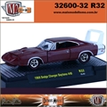 1969 - Dodge Charger DAYTONA 440 R32 - M2M - 1/64