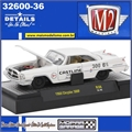 1960 - Chrysler 300F Branco R36 - M2Machines - 1/64