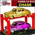 1949 - Mercury (2X) CHASE R13 - AUTO-LIFT M2 Machines - 1/64