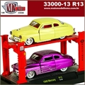 1949 - Mercury (2X) R13 - AUTO-LIFT M2 Machines - 1/64
