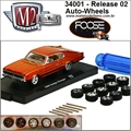 1966 - Dodge CHARGER R02 - M2 Machines - 1/64