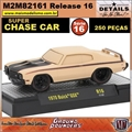 1970 - Buick GSX R16 SUPER CHASE CAR - M2 Machines - 1/64