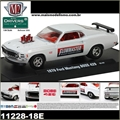 1970 - Ford Mustang BOSS 429 Flowmaster - M2M - 1/64